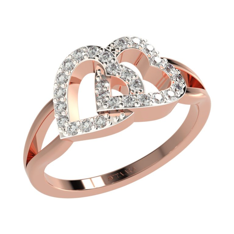 Bonded by Love Ring