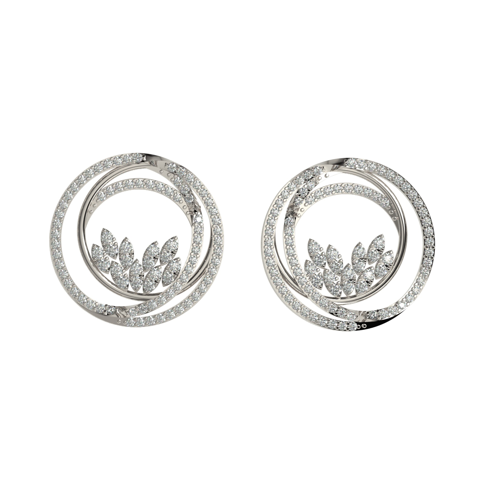 Pure Elegance Earrings
